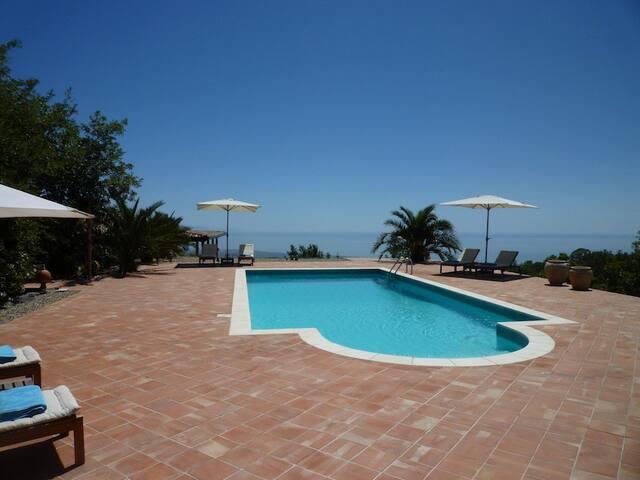 Etna  Sea Casa Gallida Charm relax - Presa - Bed & Breakfast