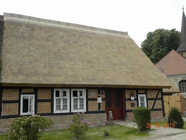 Reetdachträume - Putzar - Hus