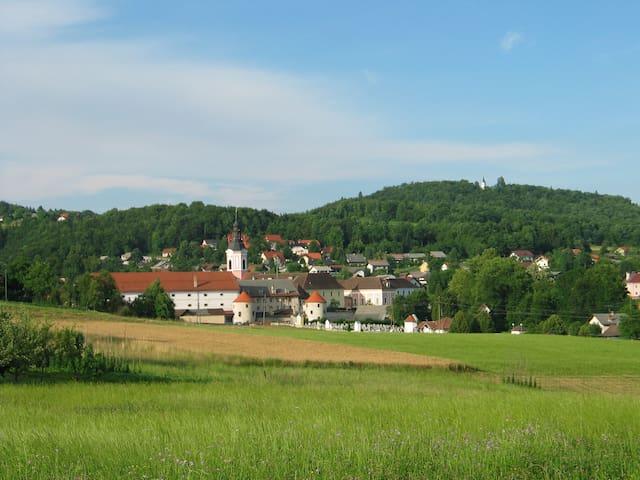 Dom Vita - Eco friendly temp. home - Stična - Huis