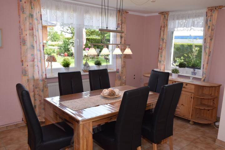 Ferienhaus HaffundMeehr Rerik - Rerik - Huis
