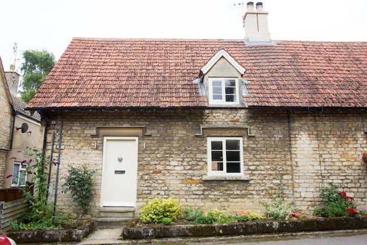 Stunning Romantic Cottage - Irnham - 獨棟