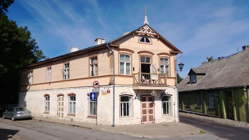 Historic House in Old Town - Haapsalu