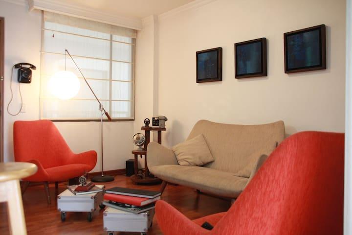 Acogedor apartamento en Bogotá - Bogotá - Apartemen