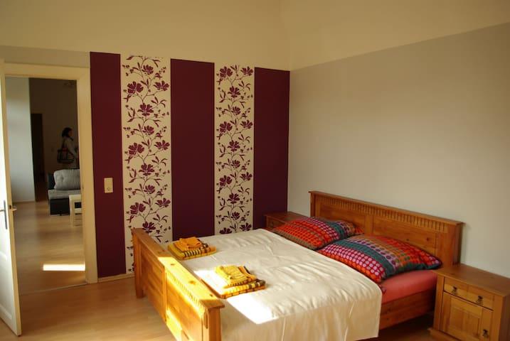Ferienwohnung in Altstadt Güstrow - Güstrow - Appartement