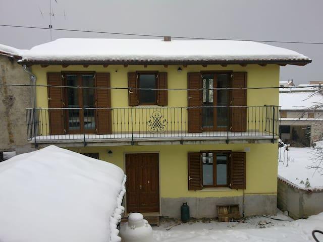 Casa indipendente- Santa Vittoria di Montereale - Montereale