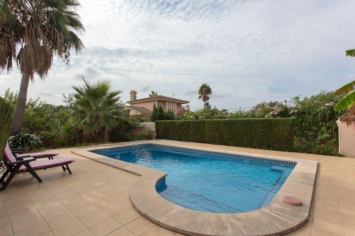 Preciosa casa de campo con piscina - Marratxí - Casa