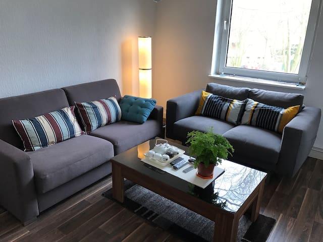 Gemütliches Zimmer in Hamburg - Hamburg - Apartment