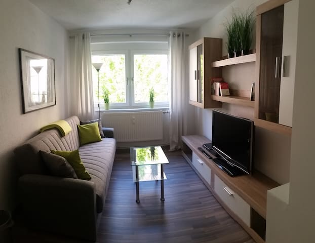 Quiet Apartment in the pedestrian Areain Pforzheim - Pforzheim - Leilighet