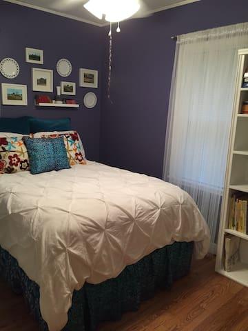 Quaint Room in Cute Neighborhood! - Des Moines - Hus