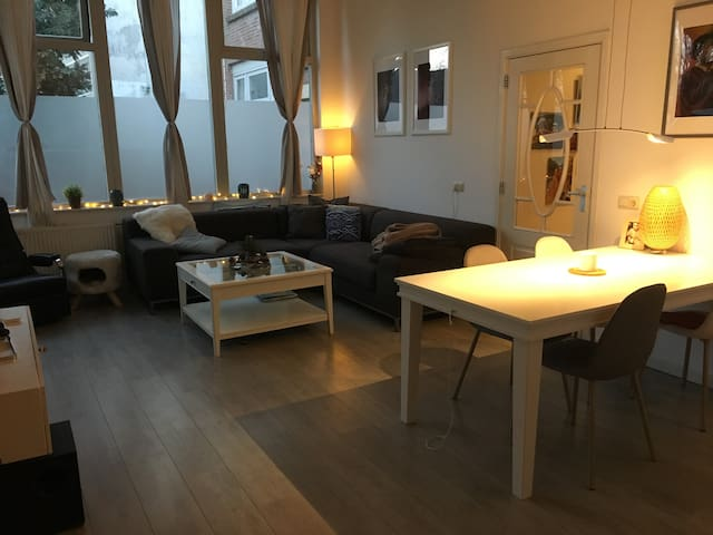 Nice, cosy appartment nearby the center of Breda - Бреда - Квартира