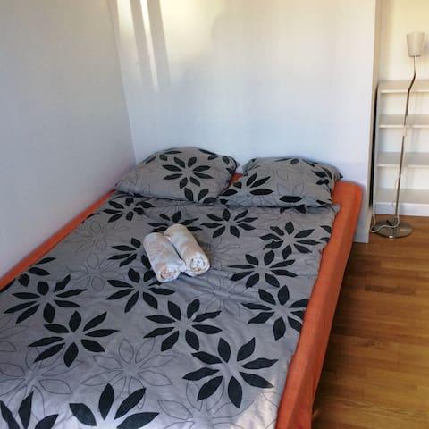 Cozy place in modern apartment - Copenhagen Area - Søborg - Apartament