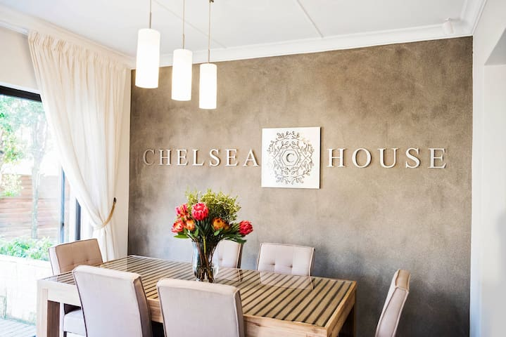 Chelsea House - East London - Rumah