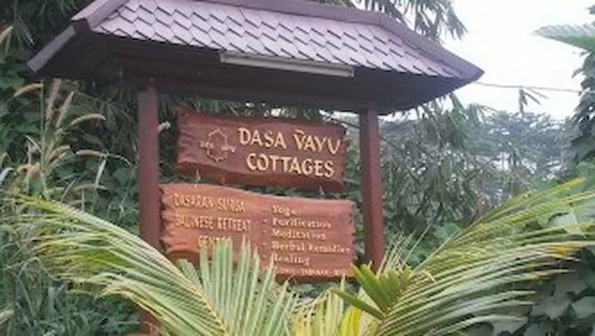 Dasa Vayu 1 Cottage - Penebel - 平房