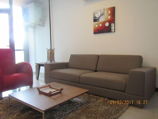 Ideal para vos ! Por turismo, trabajo, parejas (5) - Asunción - Apartament