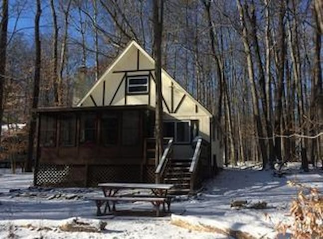 Cozy Chalet in Arrowhead Lake - Coolbaugh Township - Chalet