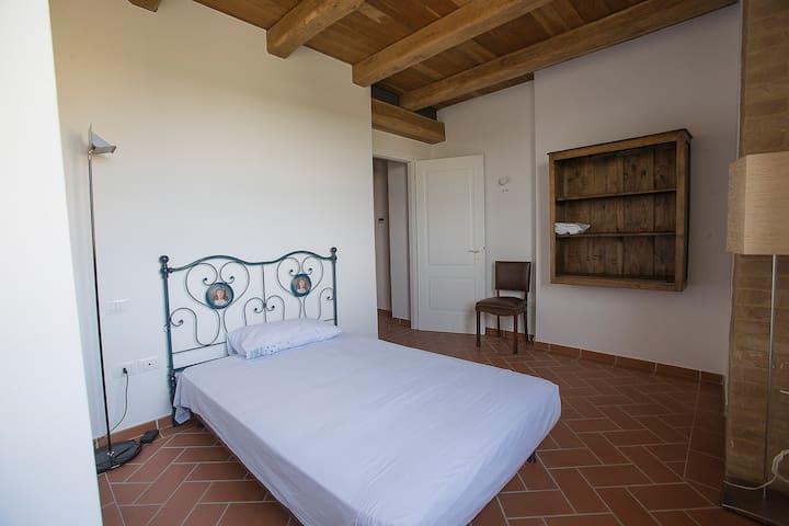 casa per soggiorni di relax e natura - Moncalvo - Daire