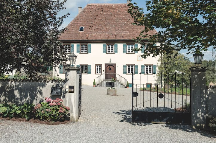 Hofgut Dornsberg am Bodensee - Eigeltingen - Bed & Breakfast
