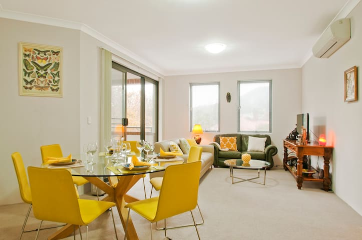 Floria Apartment - close to cafes, galleries, pool - Mittagong - Apartemen