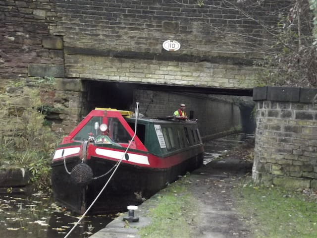 """Hazel"" at Portland Basin - Ashton-under-Lyne"