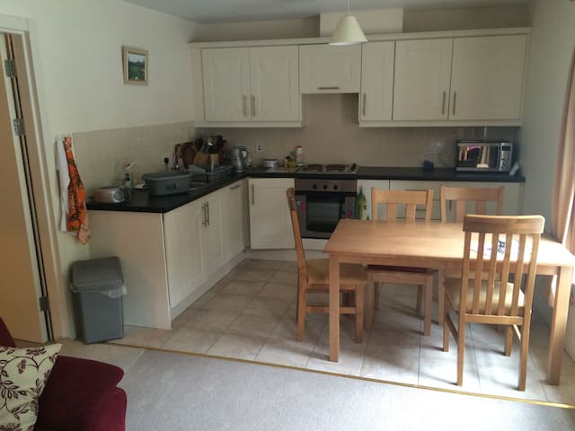 Comfortable fully furnished 2 bed roomed flat. - Fermoy - Leilighet