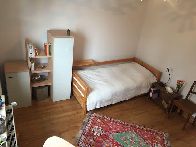 Gemütliches ruhiges Zimmer (close to Bale / Basel) - Lörrach - Casa