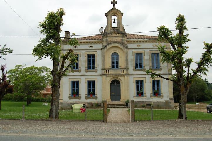 Bourgougnague in Zuid Frankrijk - Bourgougnague - Bed & Breakfast