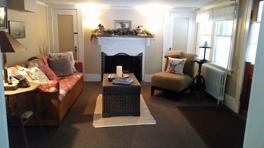 Comfortable & Newly renovated Apt. - Saranac Lake - Leilighet
