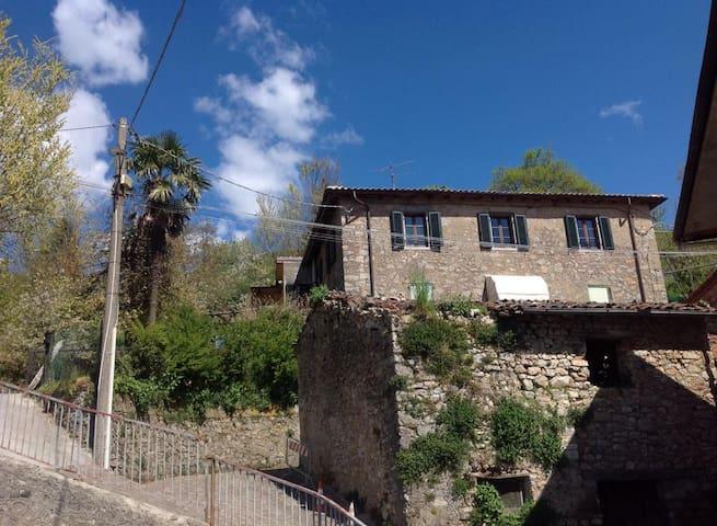 Villa Apartment Brucciano. Tuscany - Brucciano  - Departamento