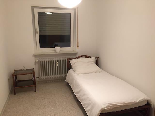 Dein Zimmer inWiesloch bei SAP/Heidelberg - Wiesloch - Apartemen