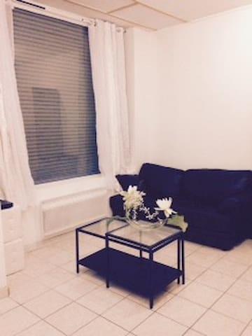 appartement  au centre ville - Carvin - Leilighet