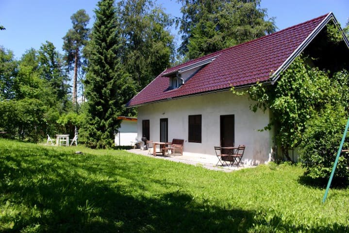 holiday apartment for 2-6 persons - Seelach - Ev