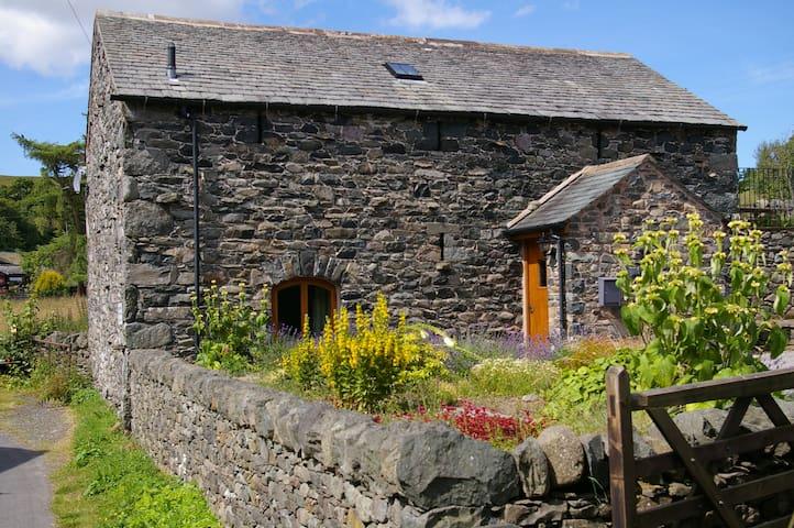Mary Meadows - Charcter Lakeland Barn Conversion - Dockray - Hus