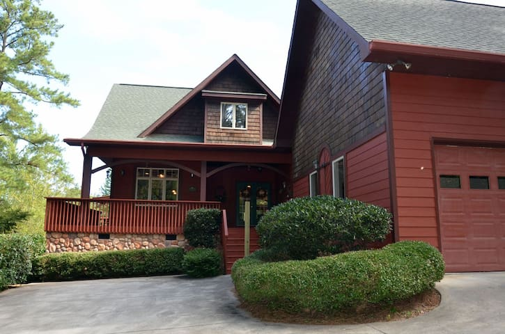 Elegant NW GA Lake Home- Adult Only 2-4 Persons - Plainville - Hus
