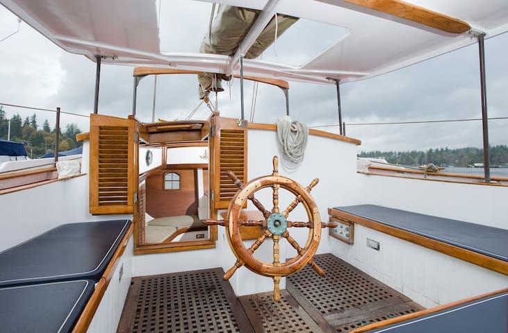 Lille Danser Sailing Charter at Poulsbo - 波爾斯波(Poulsbo)