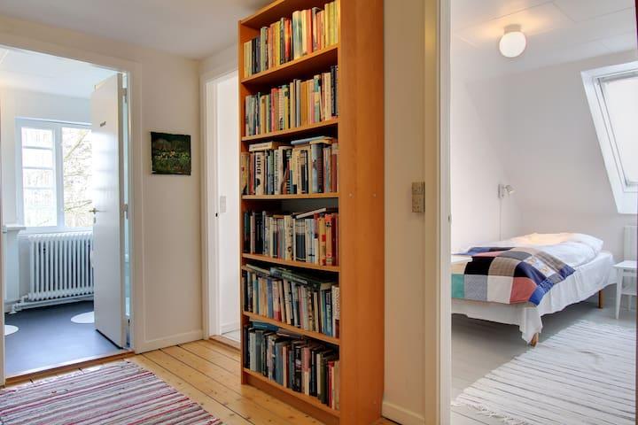 Idyllic Nykøbing Mors, single room  - Nykøbing Mors - Bed & Breakfast