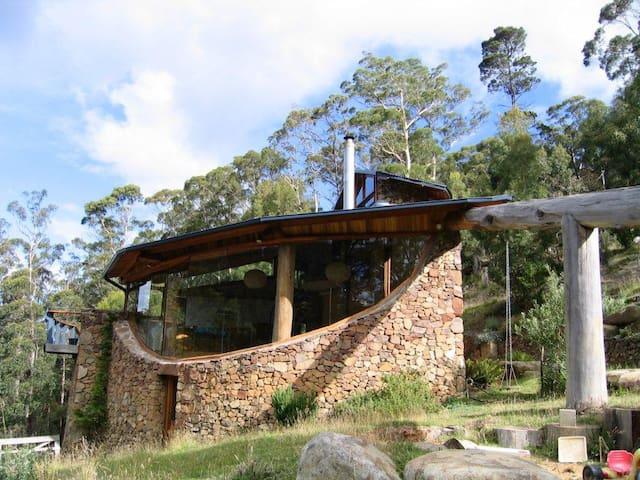 Architectural home in bush setting - Fern Tree - Ev