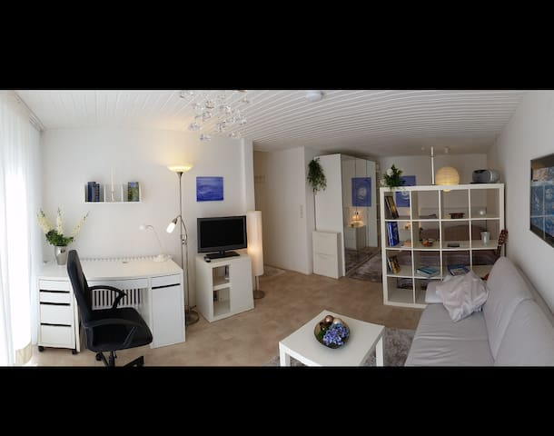 ELEGANTES APPARTEMENT auf Zeit (W3) - Dillingen/Saar - Lägenhet