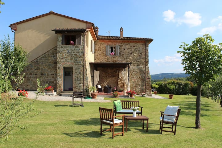 Holidays in the amazing Tuscany (M) - Lucignano - 別荘