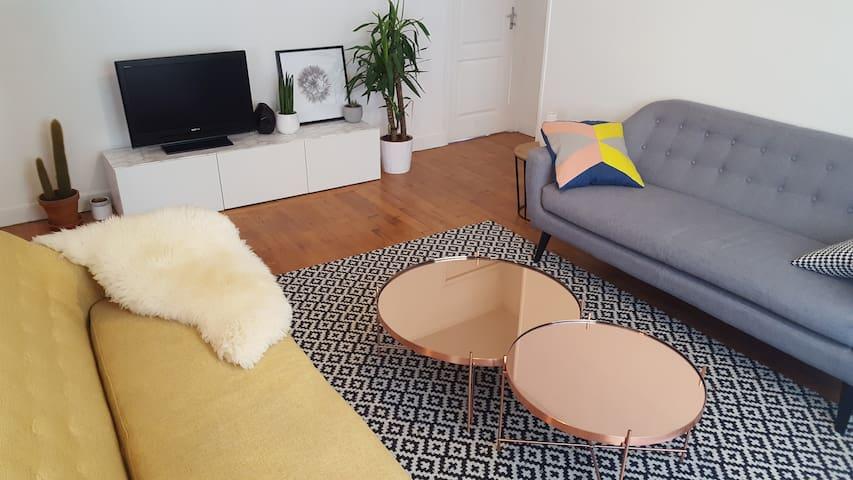 Beautiful flat close to Paris - Cachan - Appartement