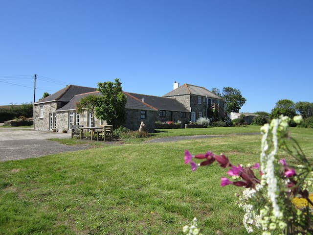 The Cartlodge at Menifters Holiday Cottages - Manaccan - Daire