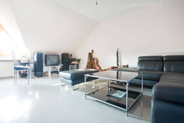 Comfortable and Spacious Loft - Worms