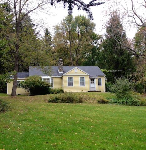 Beautiful comfortable country home - Ancram - Huis