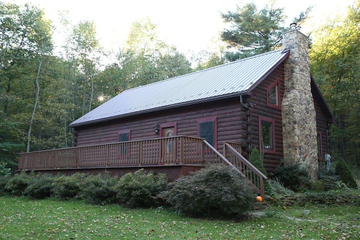 The Rogowski Cabin - Alexandria - Maison