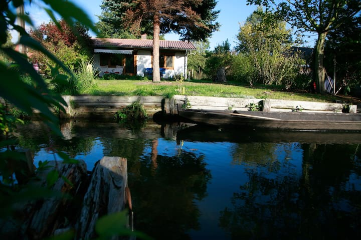 Dorotheenhaus im Spreewald - Lübbenau