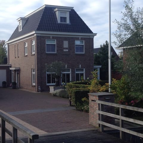 Guesthouse with private entrance - Dordrecht - Leilighet
