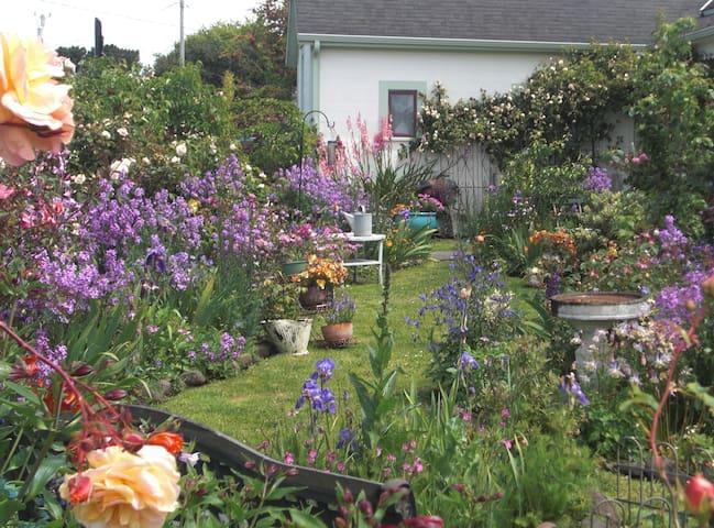 Rose Garden Cottage - 阿克塔(Arcata)
