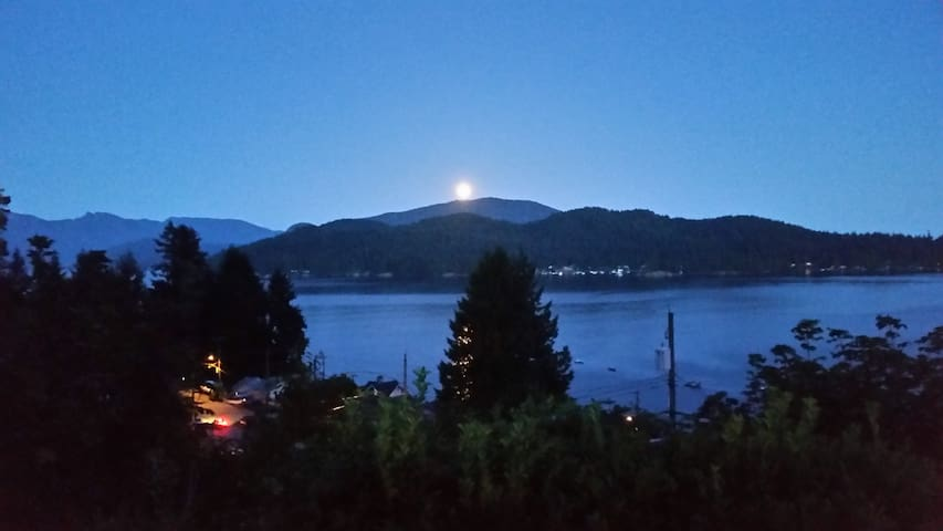 Cosy and Clean Ocean View - Gibsons - Appartement