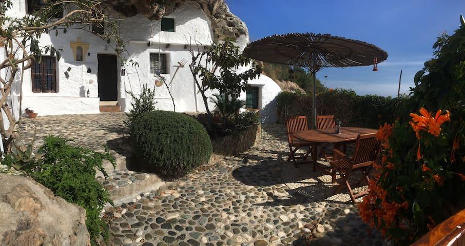 Casa-cueva en Mijas, costa del sol - Mijas - Jordhus