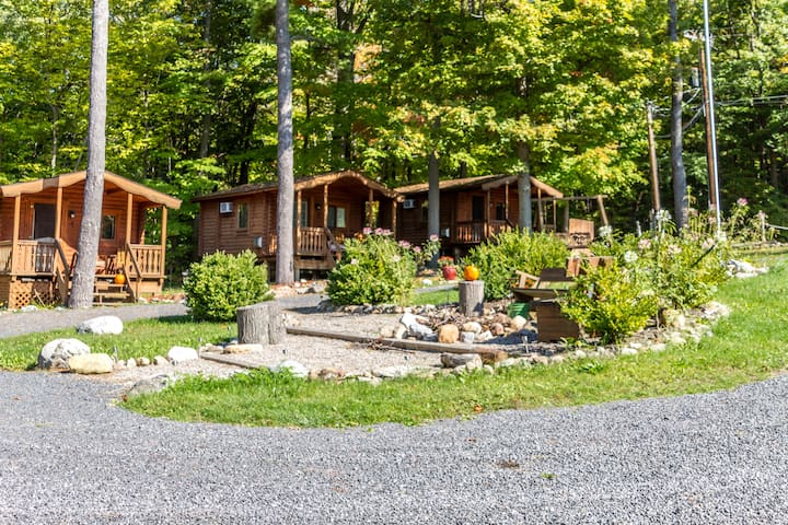 The Spur Lakeside Cabins on Seneca1 - Lodi - Hytte
