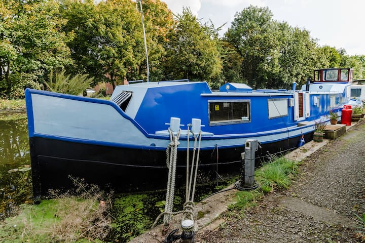 Lovely Dutch Barge - Uxbridge